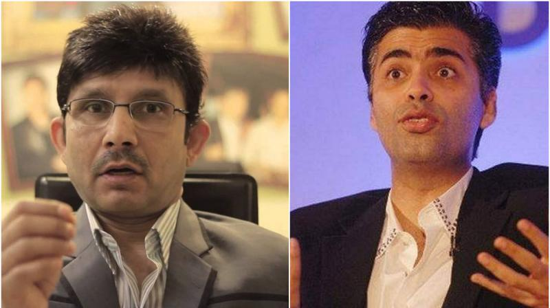 KRK is heard confessing that he was paid 25 lakhs by 'Ae Dil Hai Mushkil' maker Karan Johar to say good things about the film.