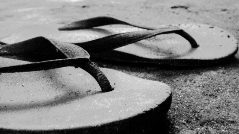 In January his year, Findern Primary School in Derby raised eyebrows after announcing plans to let its pupils wear slippers in the classroom.