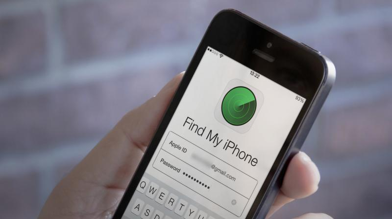 find my iphone 5s uses find my iphone feature to locate 4688