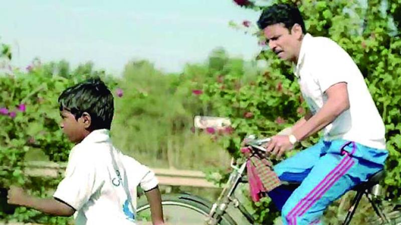 A still from the movie Budhia Singh: Born to Run