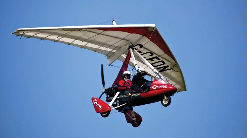 "These microlight planes — something that the city folk are quickly taking to, owing to several local adventure curators offering lessons as an experience are for ""flights"" of fancy many indulge in."