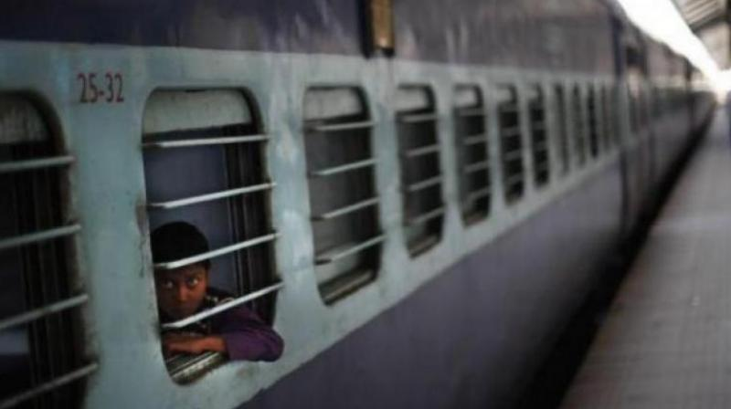 Sena MLA Hemant Patil later said his act was meant to expose unprofessional approach of railway officials towards the grievances of passengers. (Photo: Representational Image)