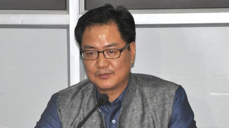 The Union Minister said he just wished that there was a political stability in Arunachal Pradesh as it is a sensitive and important state. (Photo: PTI)