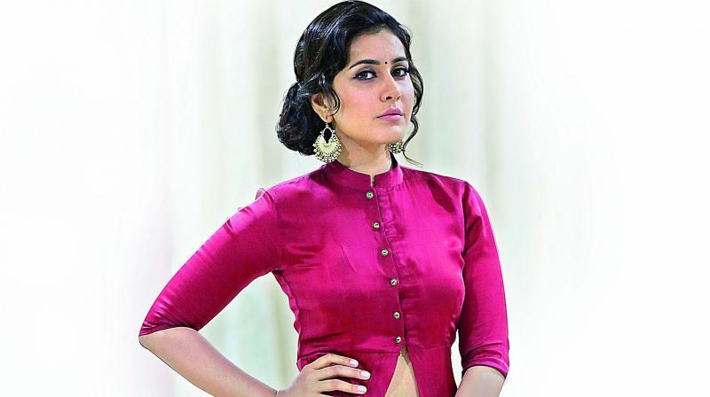 Raashi Khanna, actress
