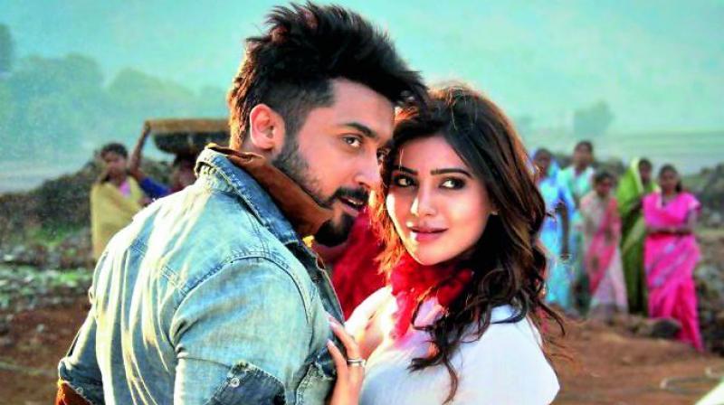 Suriya Movie Stills Photos Wallpapers: Suriya And Samantha's Film 24 Music Launch On April 11