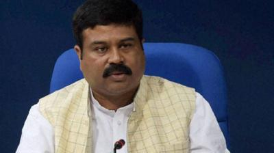Following the attacks on the oil stablization centres of @Saudi_Aramco, top executives of Aramco have been contacted, tweeted Oil Minister Dharmendra Pradhan. (Photo: File)