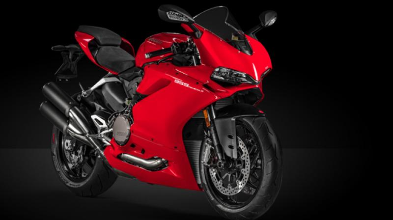 Ducati Launches 959 Panigale Superbike In India