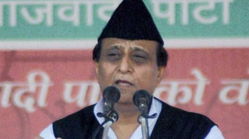 The SP leader said he was paying the prize for protecting the interests of people of Rampur. (Photo: PTI)