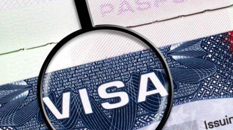 Why US temporarily suspended processing of H-1B Visa?