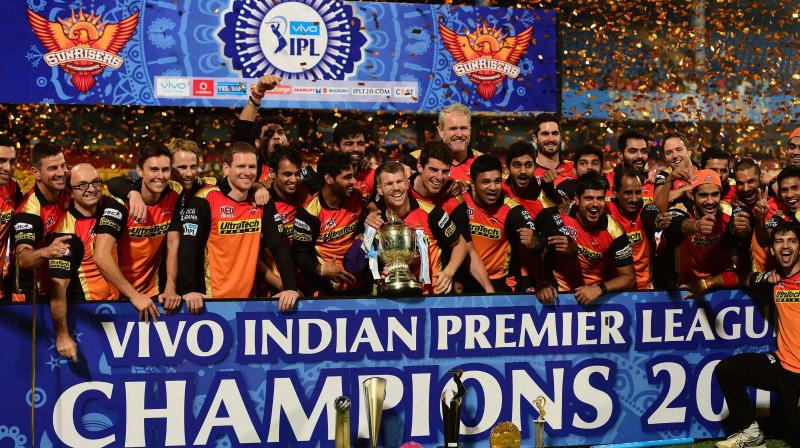 SRH defeated RCB in the IPL 2016 Final by 8 runs