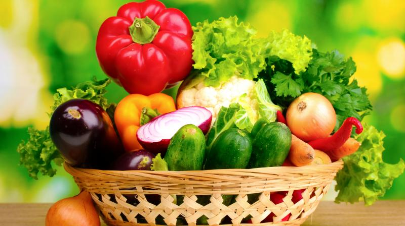 Green veggies aren't for everyone so adding a little fruit or herbs will make it more palatable and they also have their own health benefits. (Representational Image)