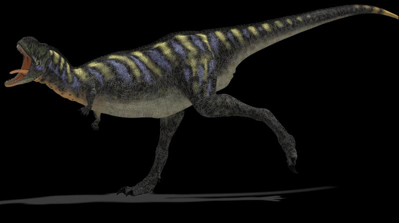 Dinosaur with puny arms. (representational image)