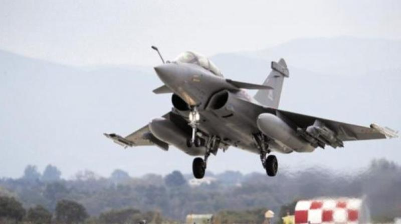 A Reliance firm was given licence to manufacture fighter aircraft by the Defence Ministry but it did not own any land or building on the date of the licence on February 22, 2016, Surjewala said. (Representational Image)