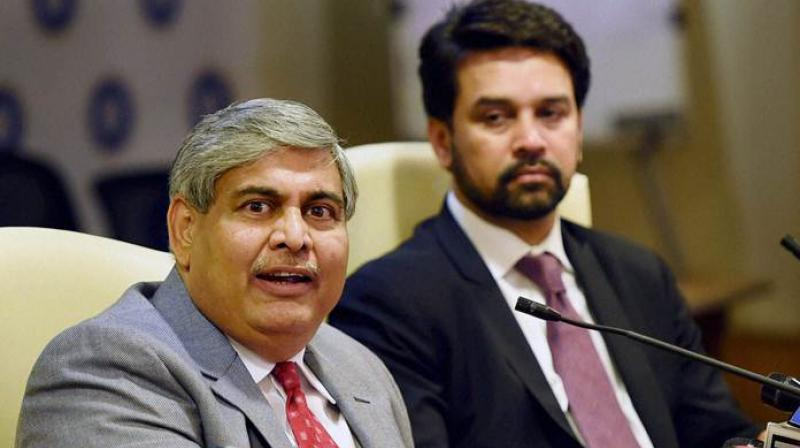 """Bombay HC questioned BCCI saying, """"Can you provide 40 lakh litre water which you used earlier to the affected drought areas?"""" (Photo: PTI)"""
