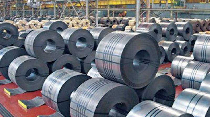 Steel sector is one of the highest contributors to the stressed assets of the banks which have total exposure of about Rs 3 lakh crore to the sector alone.