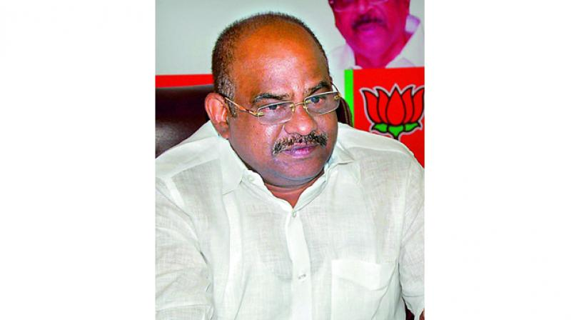 The name of Rajahmundry Urban MLA Dr Akula Satyanarayana is also doing rounds in political circles.