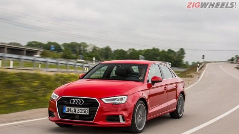 Review New 2016 Audi A3 Facelift