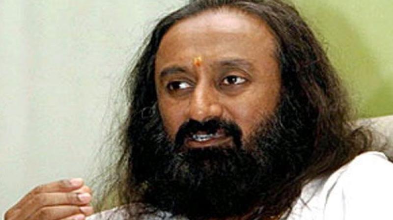 Spiritual leader Sri Sri Ravi Shankar (Photo: PTI)