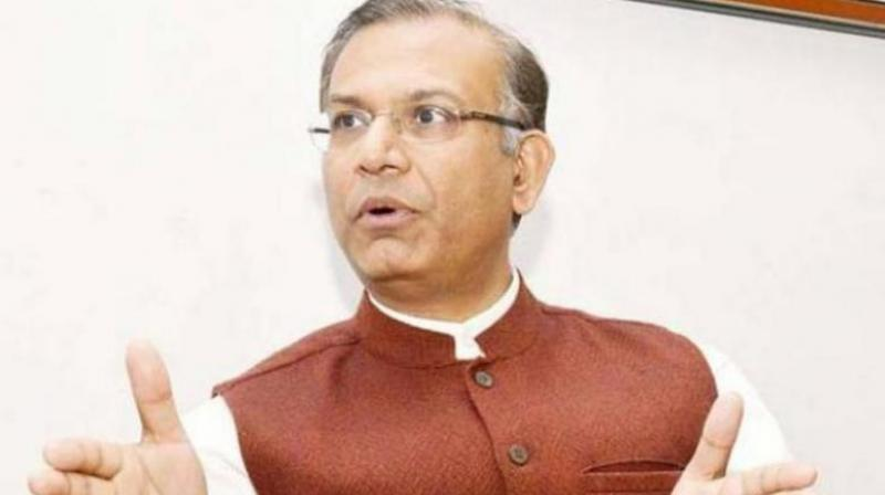 Banks are expected to disburse Rs 1.80 lakh crore loans under the Pradhan Mantri Mudra Yojana (PMMY) in the current fiscal, said Minister of State for Finance Jayant Sinha (Photo: PTI)