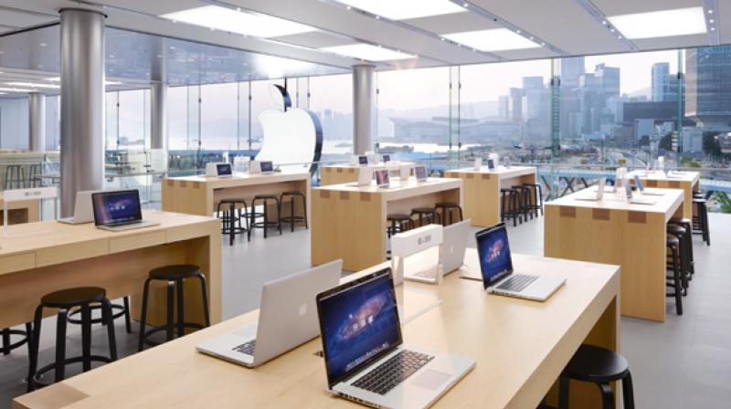 Every Salesperson Or Staff Member At The Apple Store Is Made To Sign A  Contract Or
