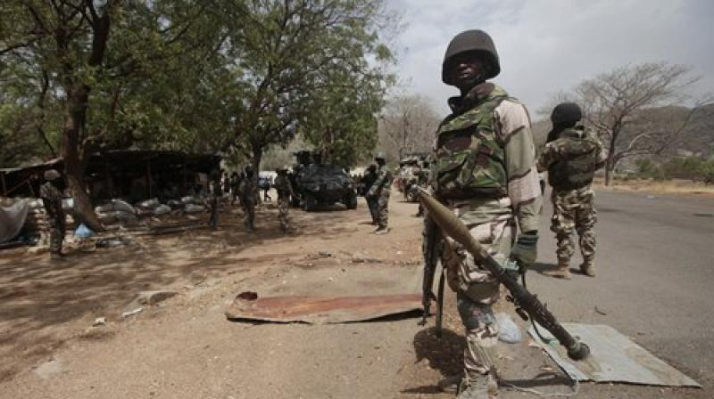 Boko Haram's nearly seven-year-old insurgency has killed some 20,000 people and forced 2 million from their homes. (Representational Photo: AP