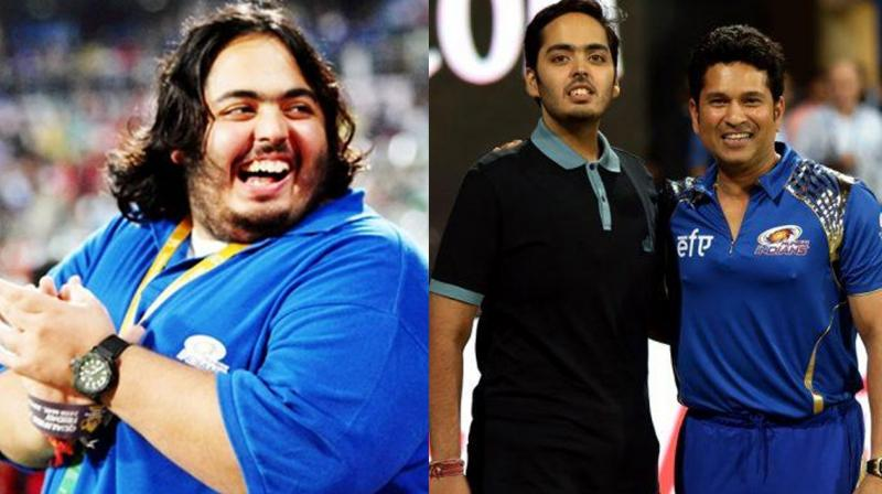 Image result for mukesh ambani son weight loss