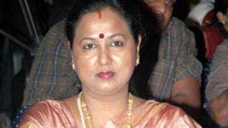 DMDK treasurer Premalatha