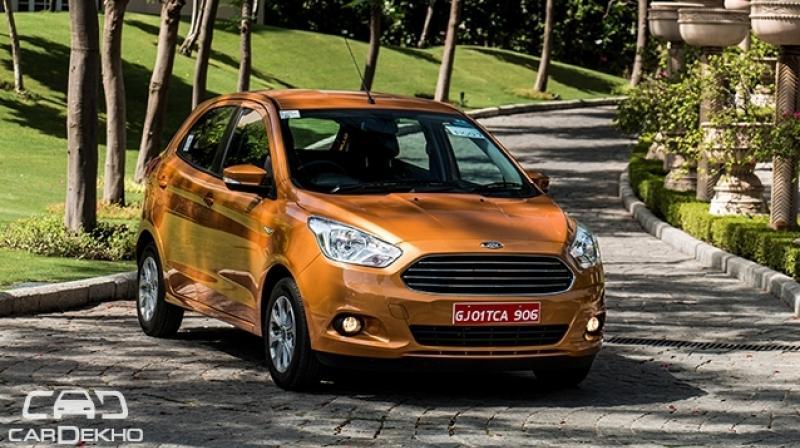 Ford Recalls 42,300 Units of Figo and Figo Aspire over