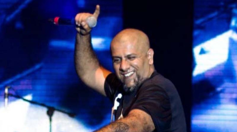 Music composer Vishal Dadlani. (Photo: Instagram)