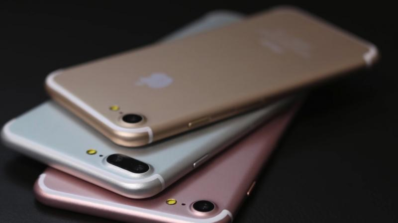 on sale 6aa03 a263c Apple iPhone 7 to include IPX7 water resistance, new features