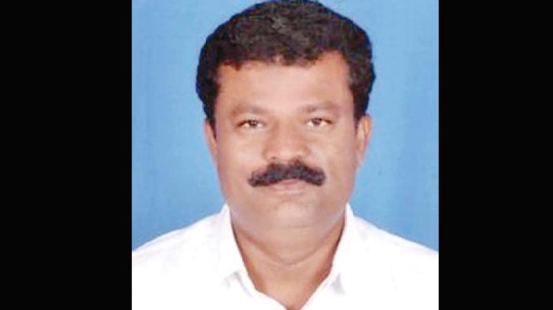 P. Balakrishna Reddy