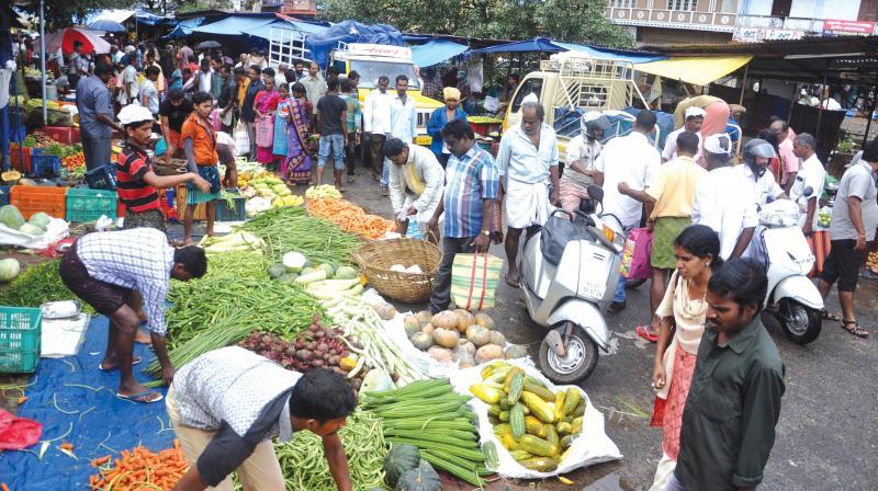 monsoon woes visit kochi markets