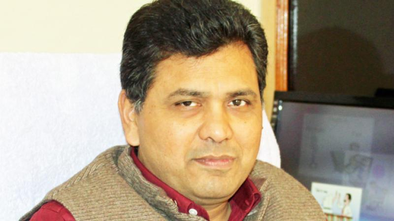 It is not a very happy situation. There is a feedback...threshold approach has to be looked at, Corporate Affairs Secretary Injeti Srinivas.(Photo: File)