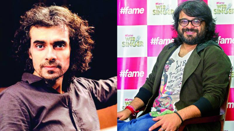 Imtiaz Ali has turned to and Pritam to provide music for his upcoming film starring Shah Rukh Khan.