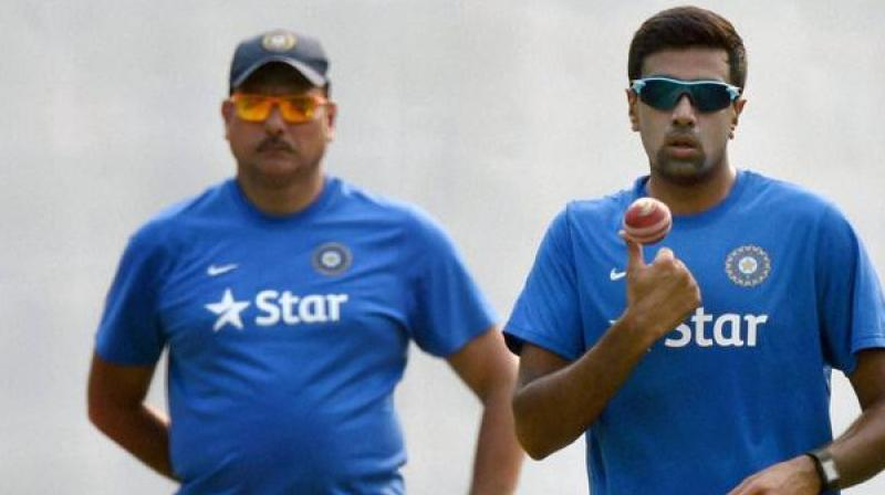 It all started when Ravichandran Ashwin had a humorous chat with cricket commentator Harsh Bhogle on Twitter. (Photo: PTI)