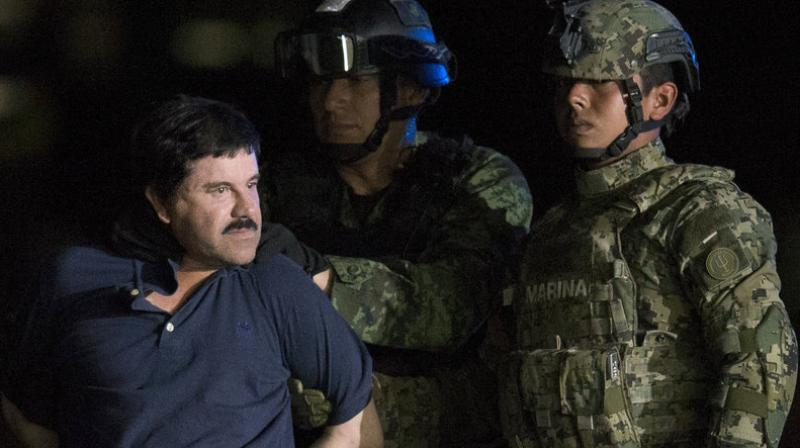 Guzman is the head of the Sinaloa cartel, which is accused of generating much of the deadly violence in Mexico and providing tons of drugs to the United States.  (Photo: AP)