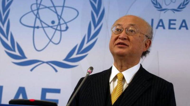 IAEA has scheduled a meeting on Iran for July 10. (Photo: AP)