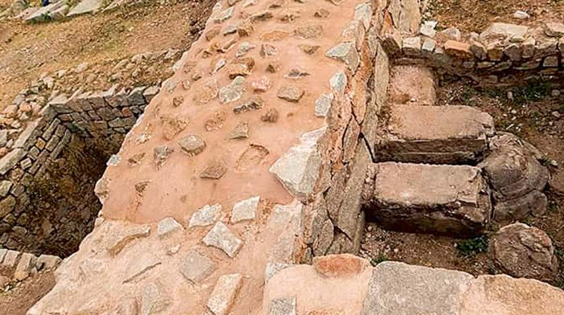 Could this have been used by Vijayanagara rulers?