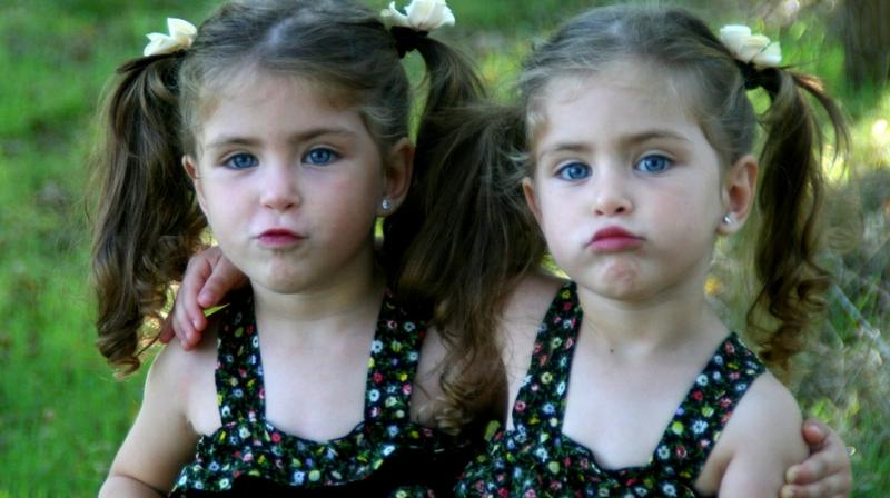 The genes behind the phenomenon of twins have remained a mystery for a long time. (Photo: Pixabay)