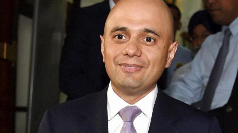 Javid, one of 11 candidates to replace Theresa May as prime minister, also said he would slow the pace of Britain's national debt reduction to free up cash that would be used to invest in education. (Photo: File)