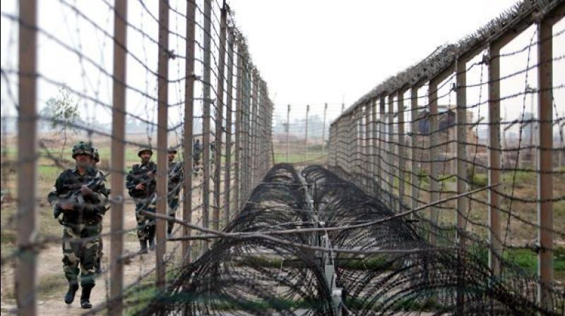 Pakistan Army violated the ceasefire in Shahpur area of Poonch sector. (Representational Image)