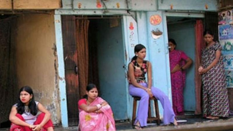 Prostitution is still illegal in India and the existing laws make sex workers vulnerable to police action. (Photo: AP)