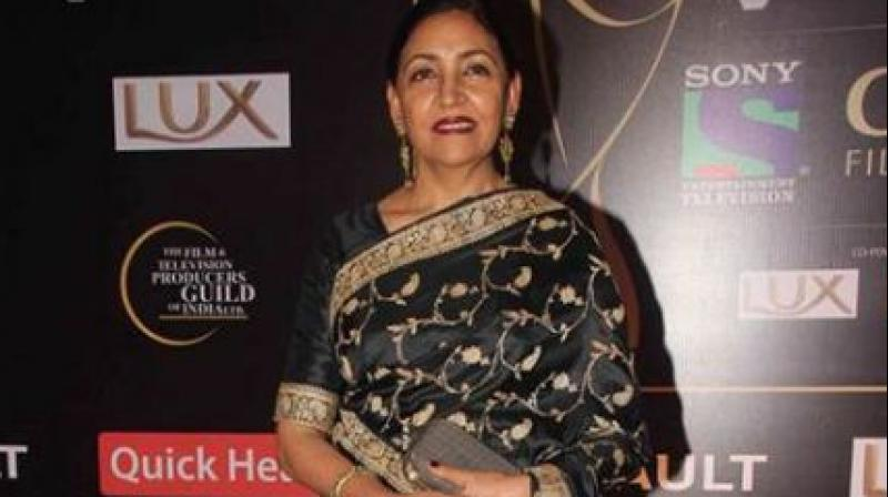 Jio Mami 21st Film Festival: Deepti Naval honoured with Excellence in Cinema Award