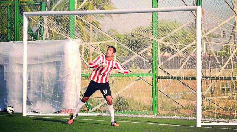 Pranav Kotra New Football Star In Making