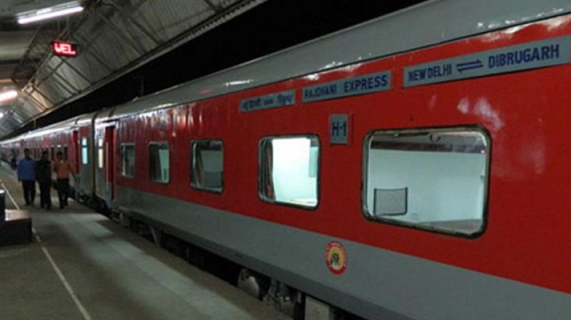 Humsafar is a special class train for inter-city overnight journey with many additional facilities which are otherwise not available in normal AC-3 coaches. (Photo: File/ Representational Image)