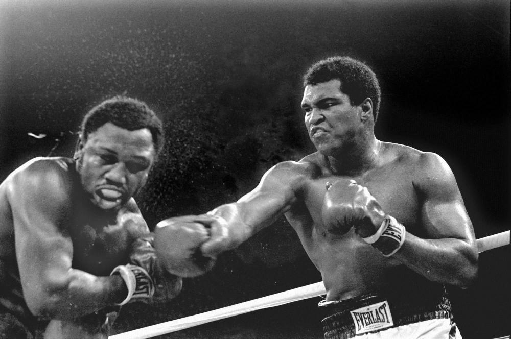 Muhammad Ali Taunted Opponents With Razor Sharp Rhymes Comical One Liners And The