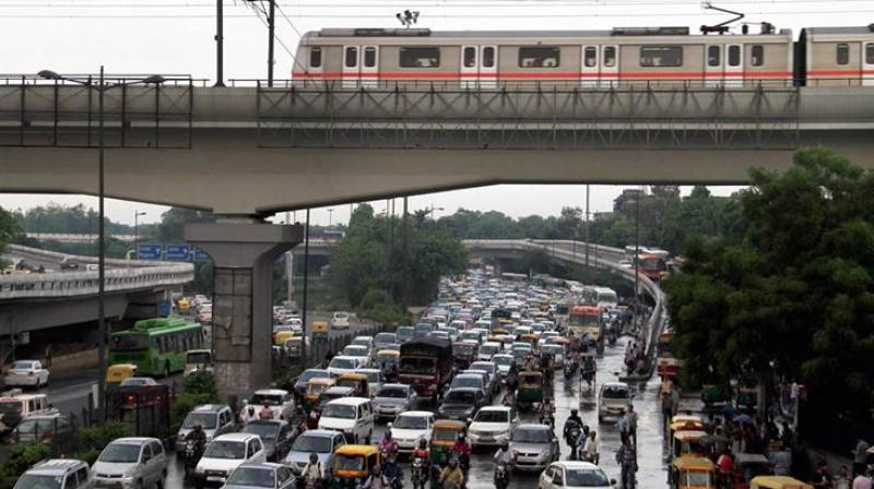 Ban on diesel cars in Delhi has adversely affected employment opportunities in the city. (Photo: PTI)