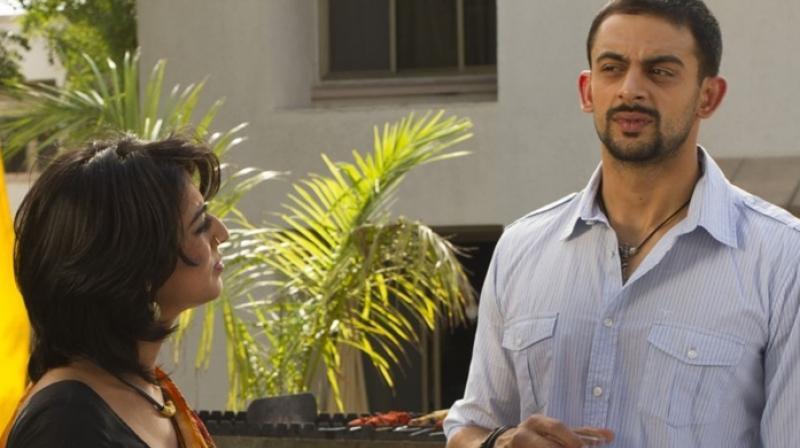 Vivek Agnihotri and Rohit Malhotra's screenplay is the film's strength.
