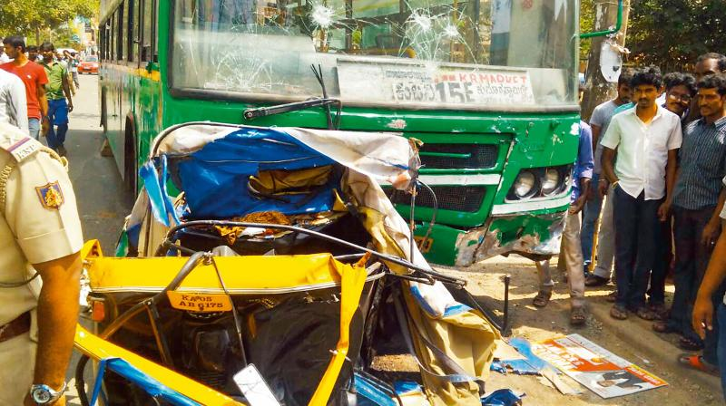Final destination: Beware Bengaluru's killer buses