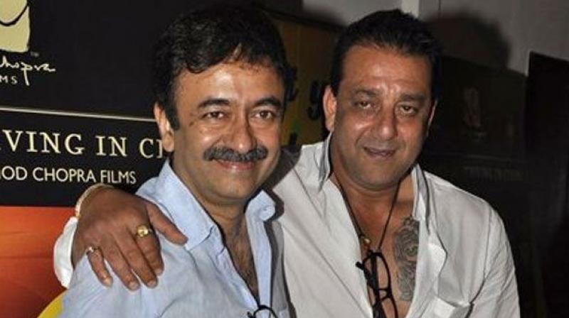 Am not friends with Sanjay Dutt, but we respect each other: Rajkumar Hirani